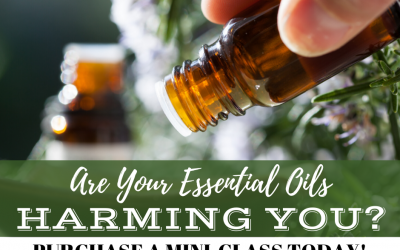 Are Your Essential Oils Harming You?
